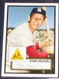 2006 Topps Walmart Stan Musial #WM1 Cardinals