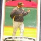 2006 Topps Manager Pete Mackanin #287 Pirates