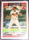 2006 Topps David Newhan #74 Orioles