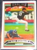 2006 Topps Alex Gonzalez #93 Marlins