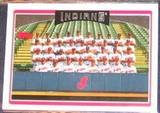 2006 Topps Team Card #273 Indians