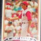 2006 Topps Manager Jerry Narron #272 Reds