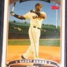 2006 Topps Barry Bonds #100 Giants