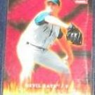 2006 Fleer Smoke 'n Heat Scott Kazmir #SH-15 Devil Rays