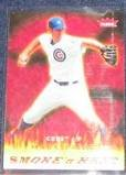2006 Fleer Smoke 'n Heat Mark Prior #SH-9 Cubs