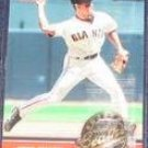 2006 Fleer Smooth Leather Omar Vizquel #SL-11 Giants