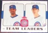 2006 Fleer Team Leaders Lee/Prior #TL-5 Cubs
