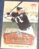 2006 Fleer Lumber Company Paul Konerko #LC-21 White Sox