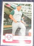 2006 Fleer Gray Boarder Alex Gonzalez #110 Phillies