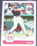 2006 Fleer Rookie Mike Vento #395 Nationals
