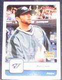 2006 Fleer Rookie Shaun Marcum #53 Blue Jays