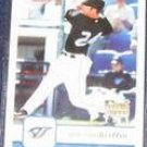 2006 Fleer Rookie John-Ford Griffin #43 Blue Jays