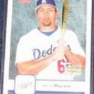 2006 Fleer Rookie Brian Myrow #150 Dodgers