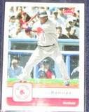 2006 Fleer Manny Ramirez #302 Red Sox