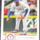 2006 Fleer Francisco Cordero #283 Rangers