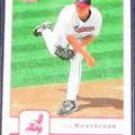 2006 Fleer Jake Westbrook #171 Indians