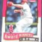 2006 Fleer Award Winner Bartolo Colon #AW-4 Angels