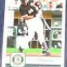 2006 Fleer Frank Thomas #375 Athletics