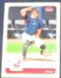 2006 Fleer Rookie Ryan Garko #165 Indians