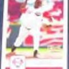 2006 Fleer Rookie Chris Booker #311 Phillies