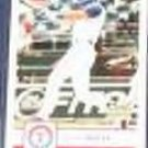 2006 Fleer Rookie Jason Botts #284 Rangers