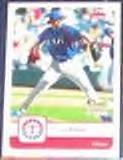 2006 Fleer Rookie Josh Rupe #286 Rangers