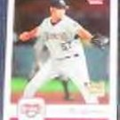 2006 Fleer Rookie Jason Bergmann #221 Nationals
