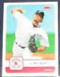2006 Fleer Josh Beckett #195 Red Sox