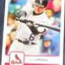 2006 Fleer Aaron Miles #321 Cardinals