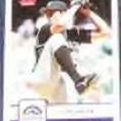 2006 Fleer Jeff Francis #328 Rockies