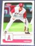 2006 Fleer Dallas McPherson #5 Angels