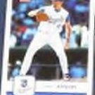 2006 Fleer Jeremy Affeldt #335 Royals