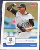 2006 Fleer Runelvys Hernandez #341 Royals