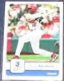 2006 Fleer Reggie Sanders #93 Royals