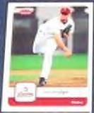 2006 Fleer Brad Lidge #18 Astros