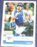 2006 Fleer Jason Phillips #143 Blue Jays