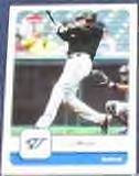 2006 Fleer Alex Rios #42 Blue Jays