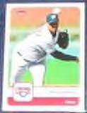2006 Fleer Livan Hernandez #225 Nationals