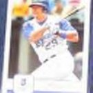 2006 Fleer Mike Sweeney #340 Royals