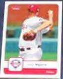 2006 Fleer Brett Myers #258 Phillies