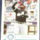 2006 Fleer Carl Everett #373 Mariners