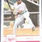 2006 Fleer Rondell White #356 Twins