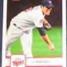 2006 Fleer Joe Nathan #362 Twins