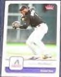 2006 Fleer Orlando Hudson #50 Diamondbacks