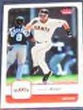 2006 Fleer Randy Winn #162 Giants