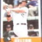 2006 Fleer Tradition Todd Helton #160 Rockies