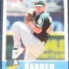 2006 Fleer Tradition Rich Harden #28 Athletics