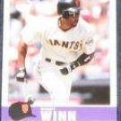 2006 Fleer Tradition Randy Winn #74 Giants