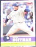 2006 Fleer Tradition Trevor Hoffman #124 Padres