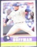 2006 Fleer Tradition Trevor Hoffman #124 Padres